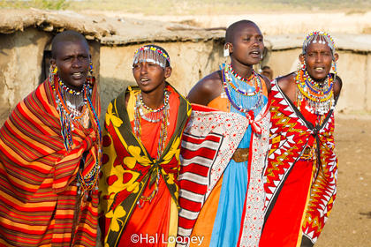 _59E1583 Maasai Village Women