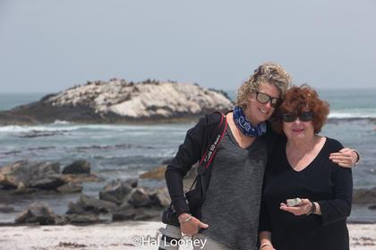 _F5U9636 Bert and Dede at Diaz Point, Namibia
