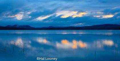 Rim Light, Raquette Lake, Adirondacks