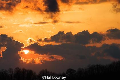 Sunrise, Smoky Mountains