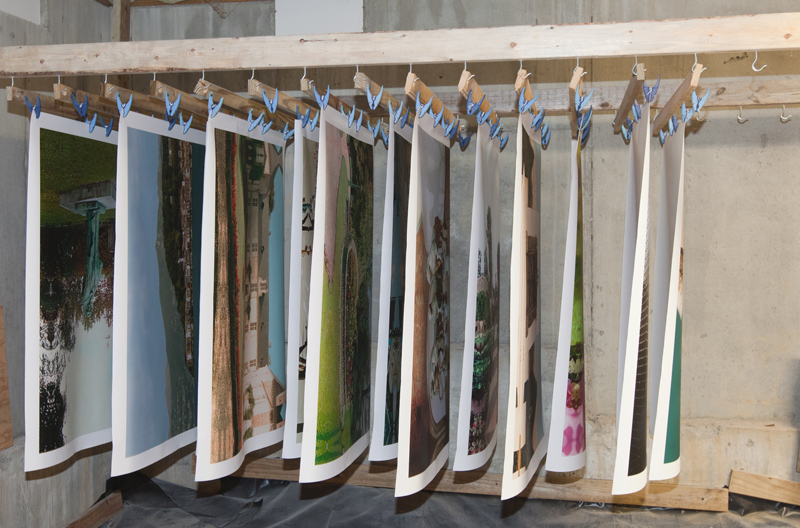 Oil Painting Drying Rack
